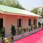 accommodation in kumbh maha mela 'Prayag Kumbh Camp Cottage'